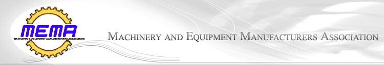Machinery And Equipment Manufacturers Association of